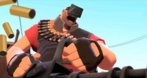 Team Fortress 2 now supports the Oculus Rift