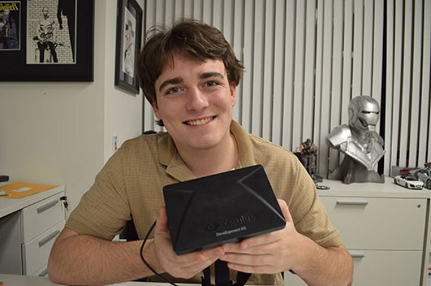 Oculus Co-founder Also Confirms Oculus Rift Dev Kit 2 Coming
