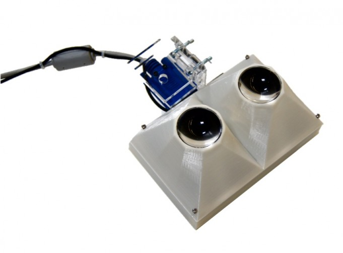 diy virtual reality head mounted display socket
