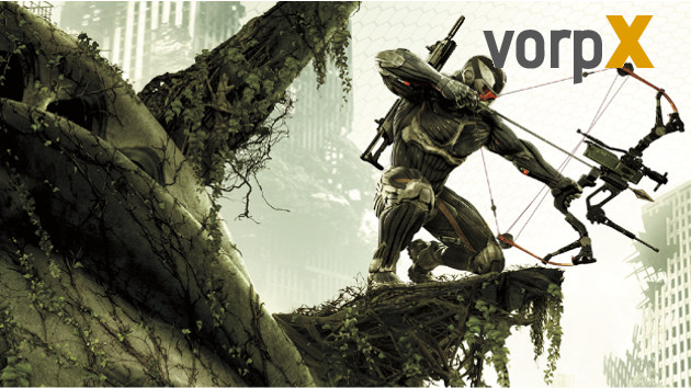 Exclusive: VorpX Teaser -- Crysis 3 on the Oculus Rift
