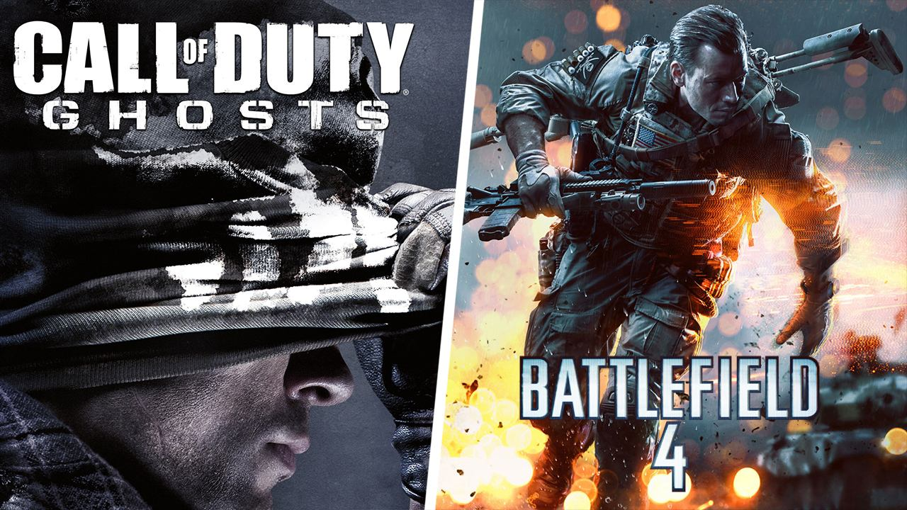 Battlefrield 4 And Call Of Duty Ghosts In Oculus Rift Vr With Vorpx