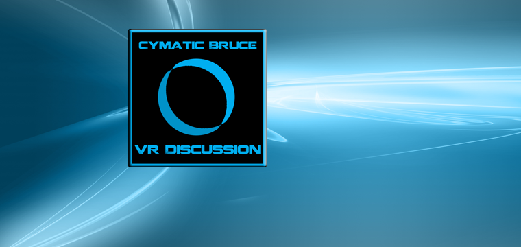 SundayVR With Cymatic Bruce – Ep  30: Live for Speed