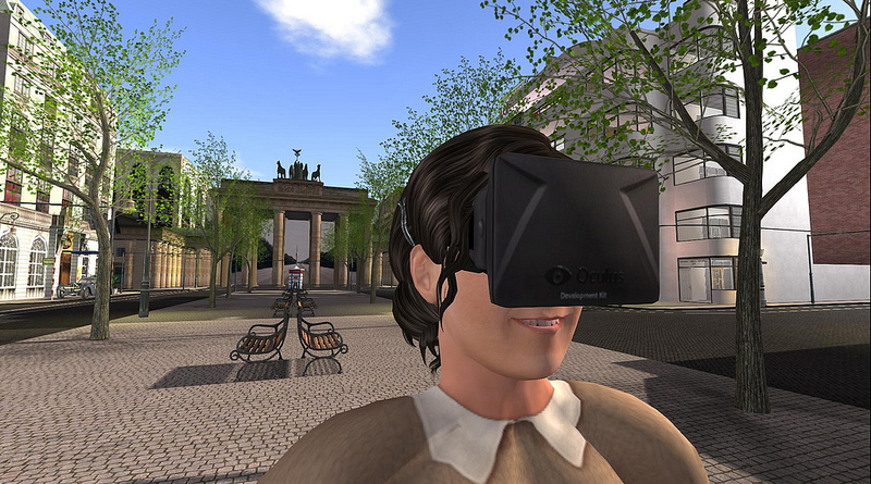 Second Life Accepting Applications for Oculus Rift Beta Testing