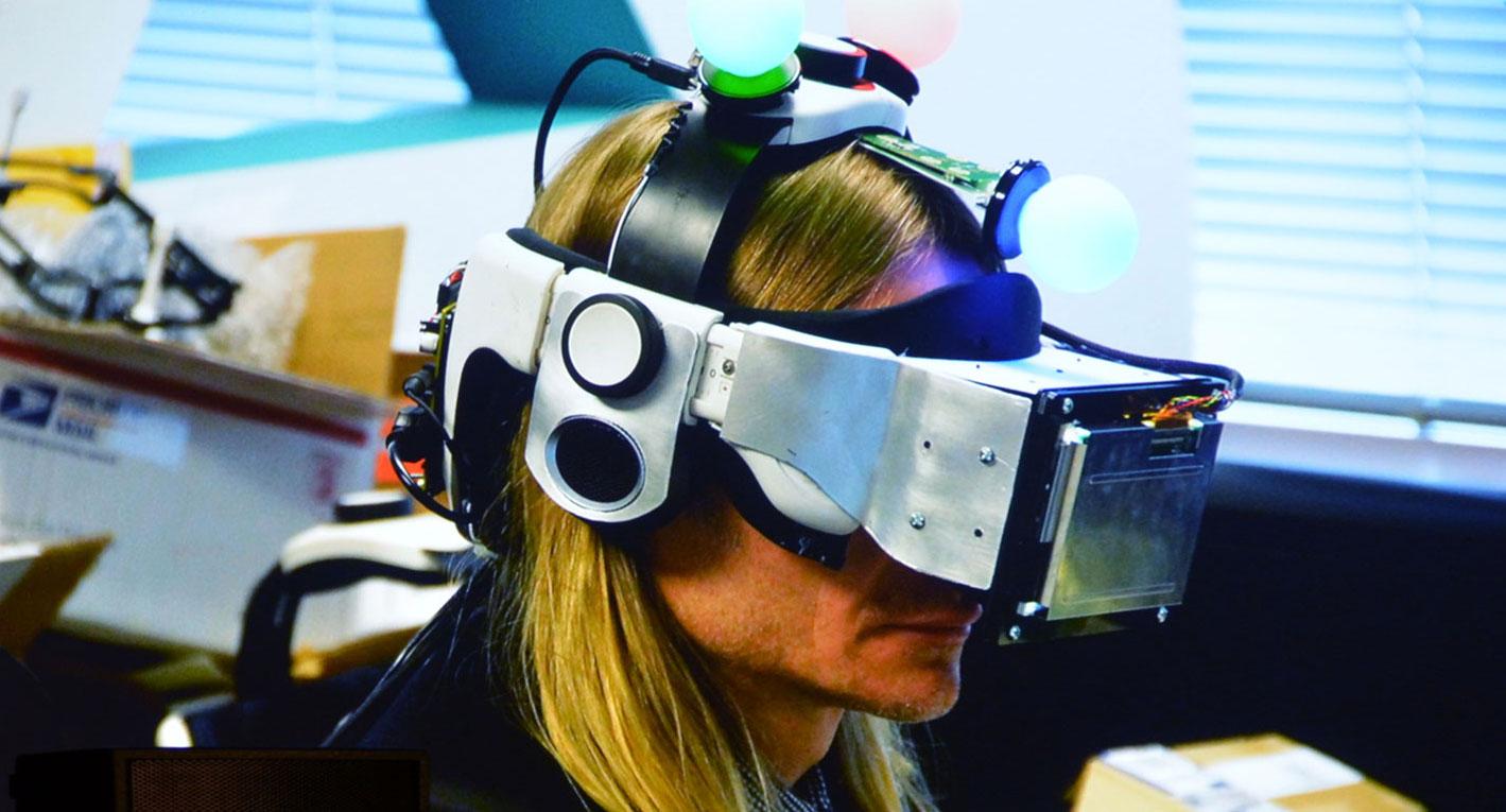 Gamescom 2014: Morpheus VR Headset Interview – Sony Had Prototypes