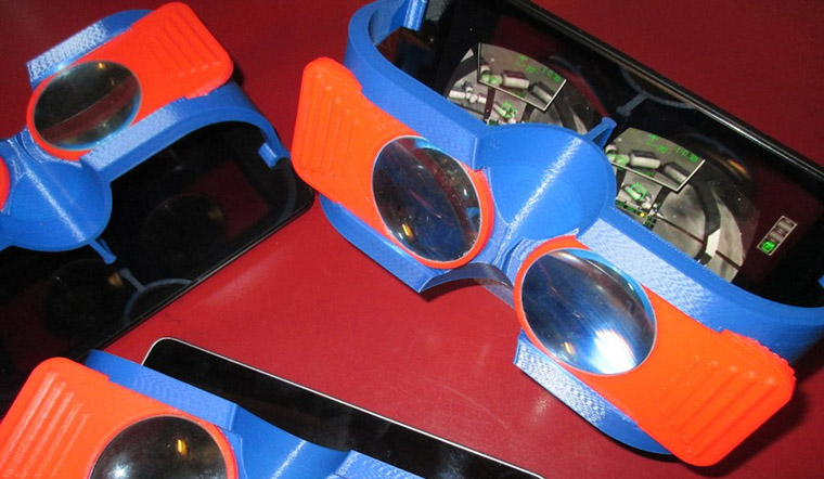 Yay3d VR Viewer Turns Your Tablet into a Hand-held VR