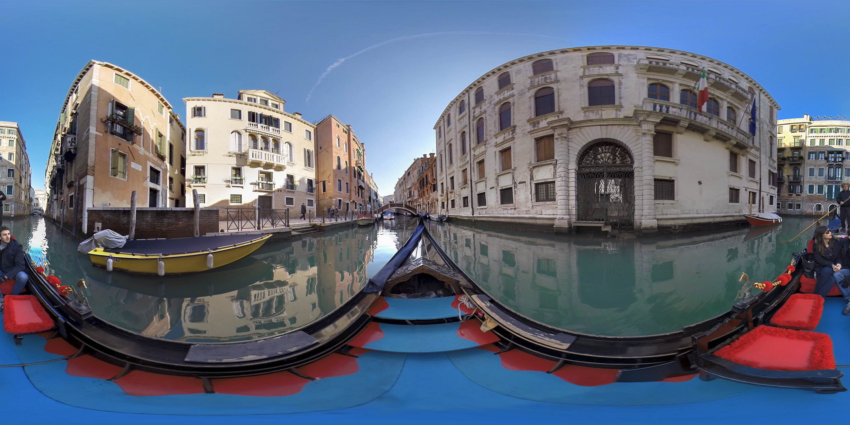10 Samsung Gear VR Panoramas from Immersive Media's 360