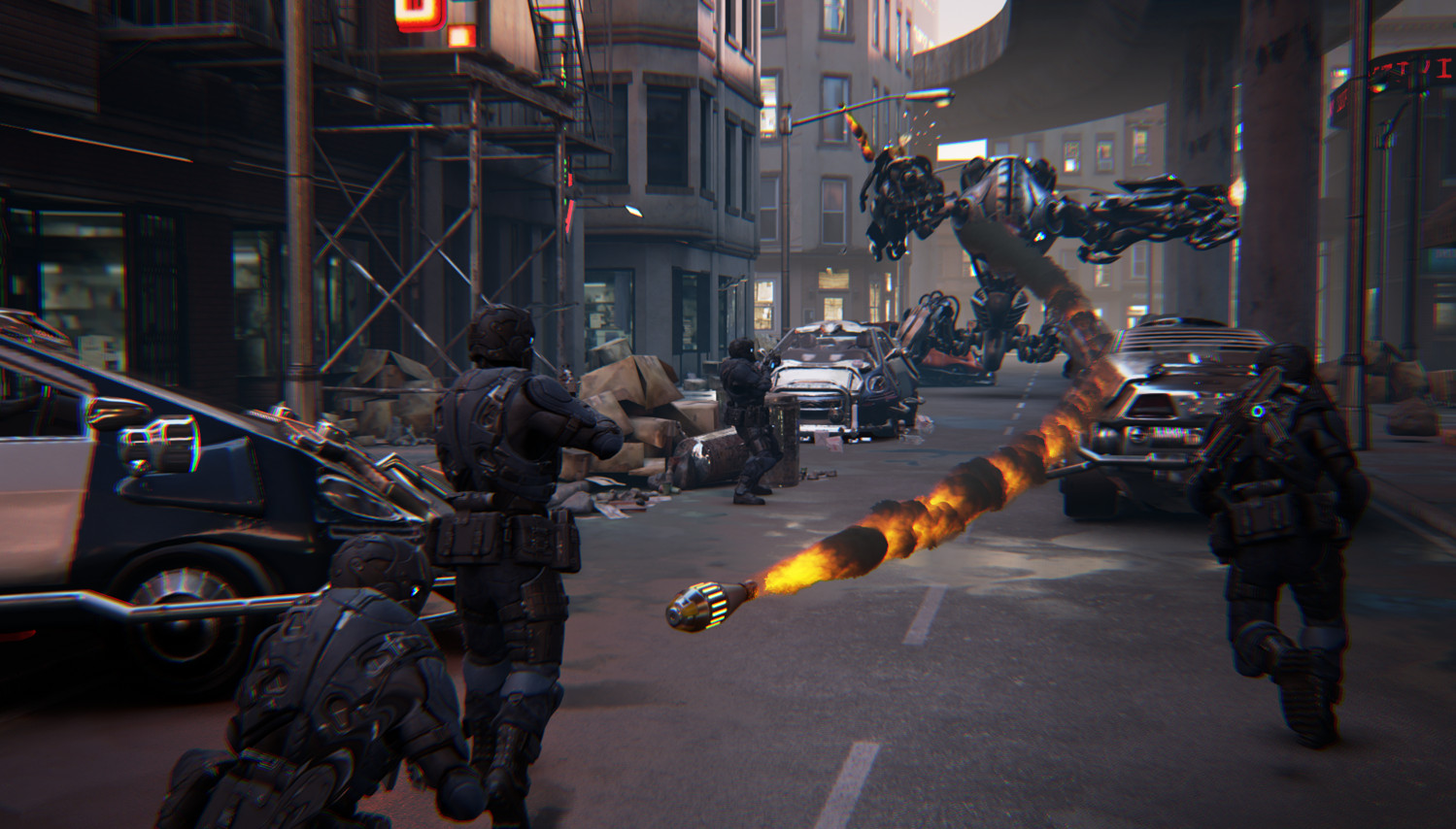 Epic's 'Showdown' Demo Runs at 60 FPS on Morpheus After UE4