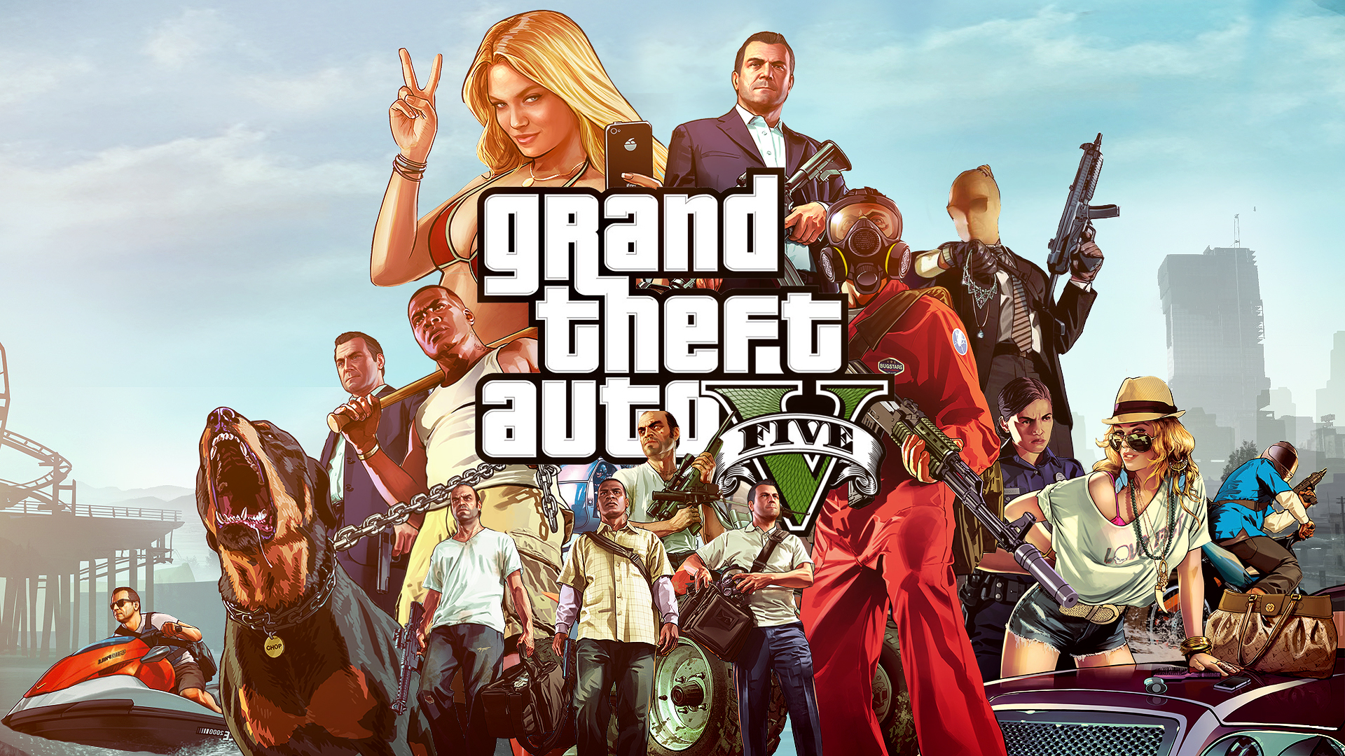 How to Configure VorpX to Play GTA V on the Oculus Rift