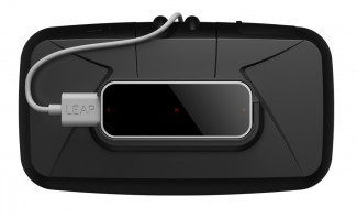 Leap Motion VR Developer Mount on HMD