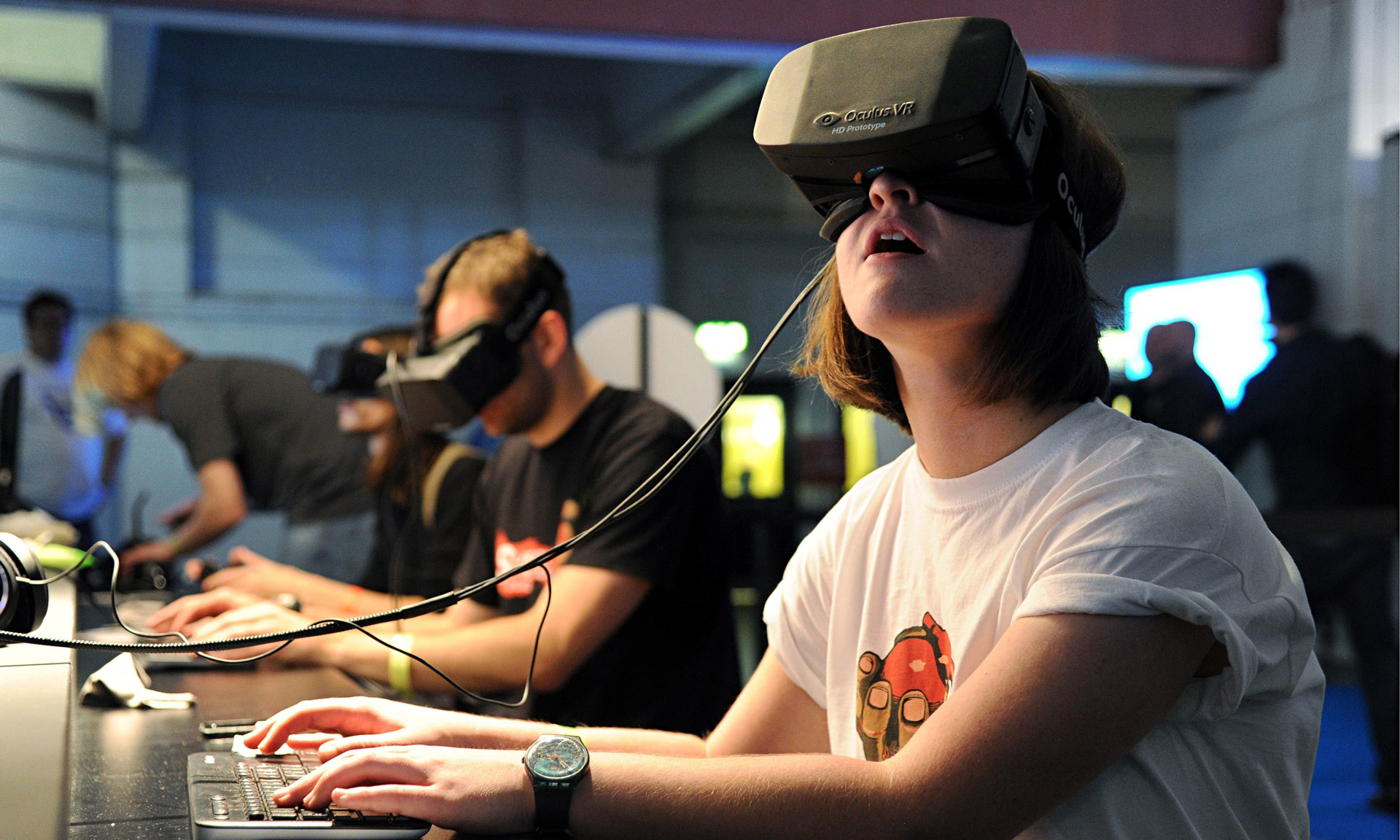 Why Social Virtual Reality Is Worth Celebrating Road To Vr