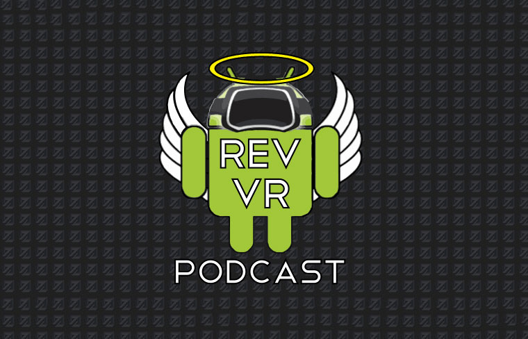 Rev VR Podcast (Ep  104): Accidentally in VR Chat And Other Musings