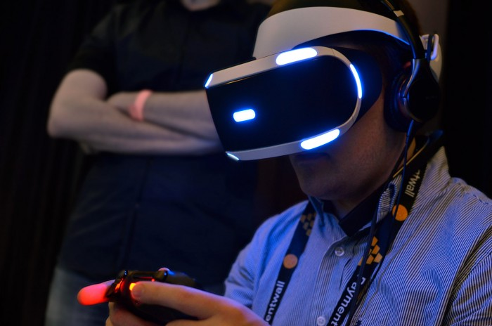 Sony Send Out Invites to PlayStation VR GDC Press Event