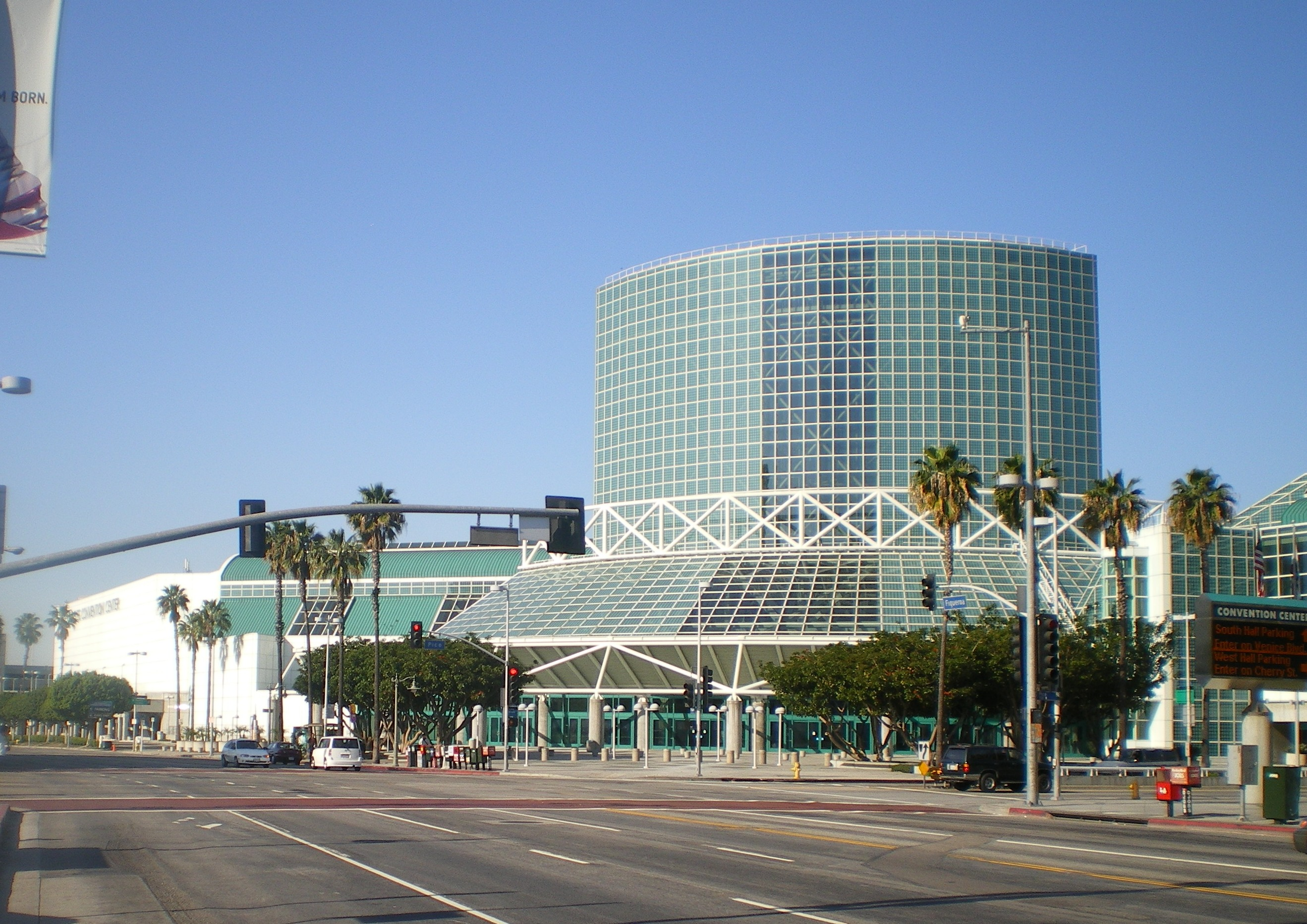 Hotels Around Los Angeles Convention Center