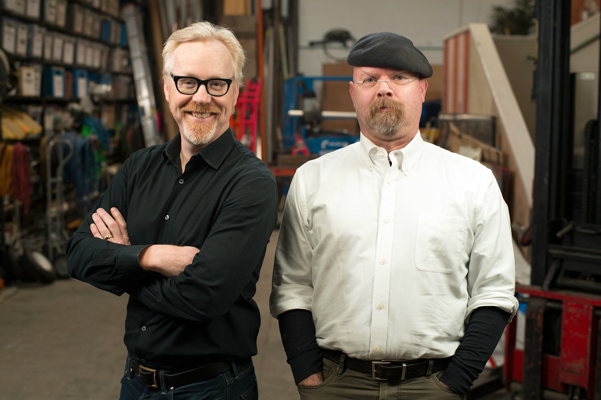 'MythBusters' and More from Discovery Being Filmed in VR