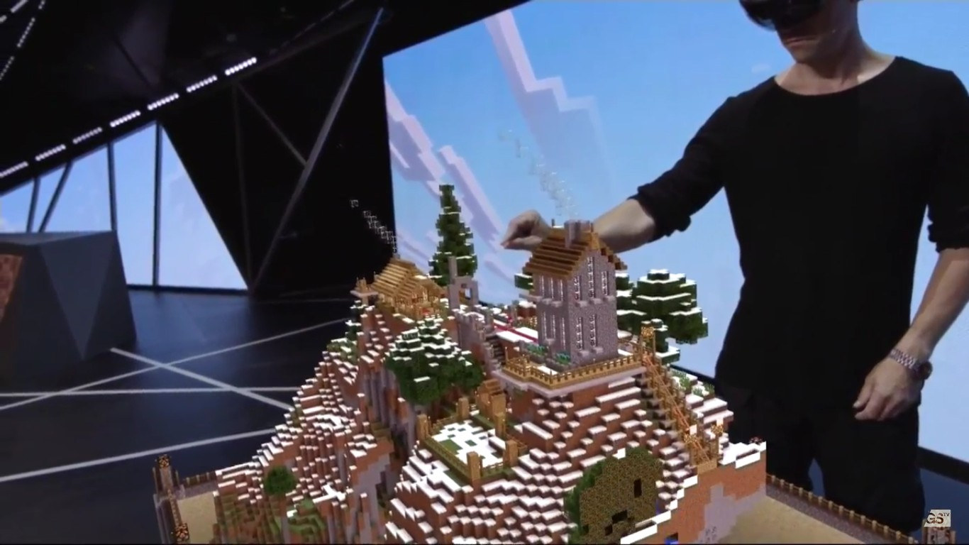 Microsoft Teases the Future of the Super Bowl with HoloLens – Road ...