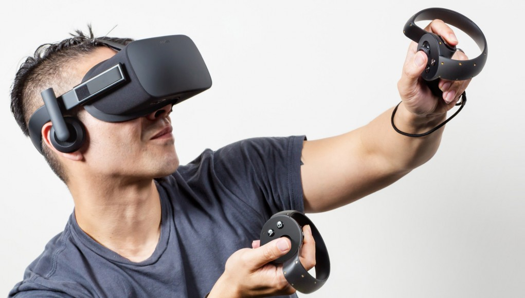 Kết quả hình ảnh cho Oculus Touch: Rift controllers give VR a whole new dimension