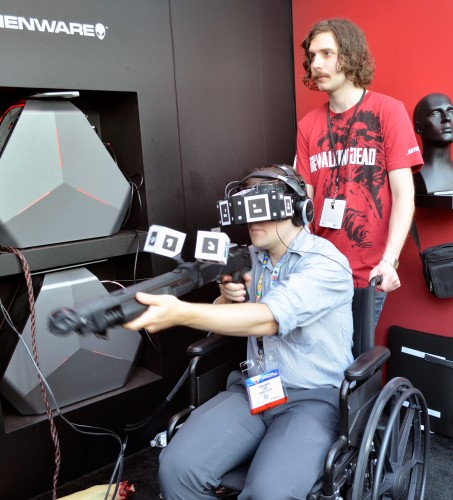 starvr e3 2015 walking dead (8)