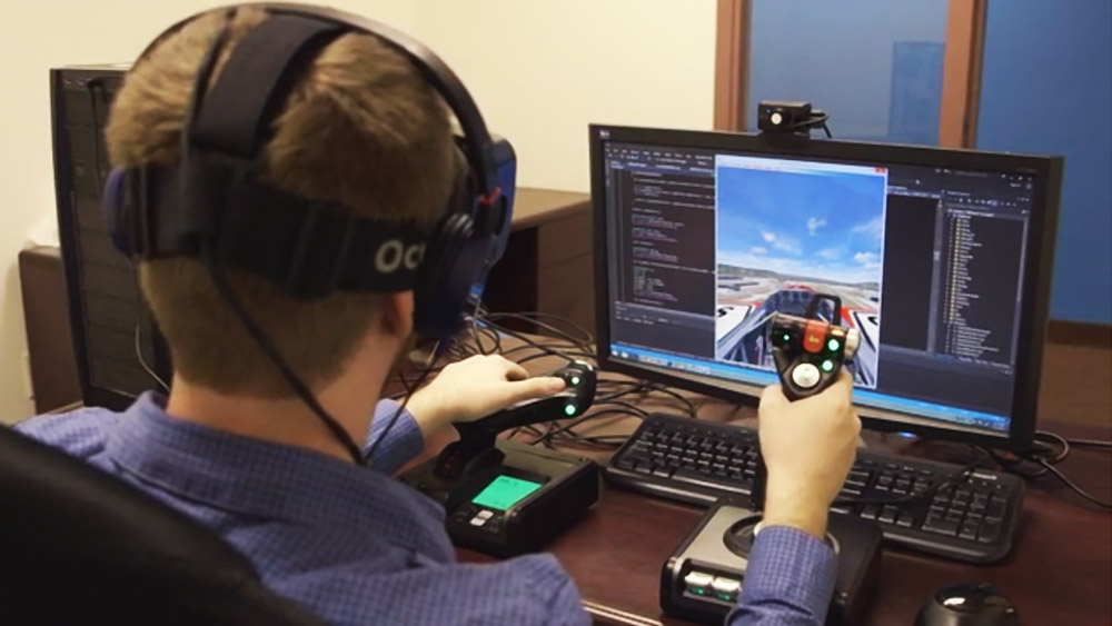 FlyInside FSX' VR Plugin for Microsoft Flight Simulator X Passes