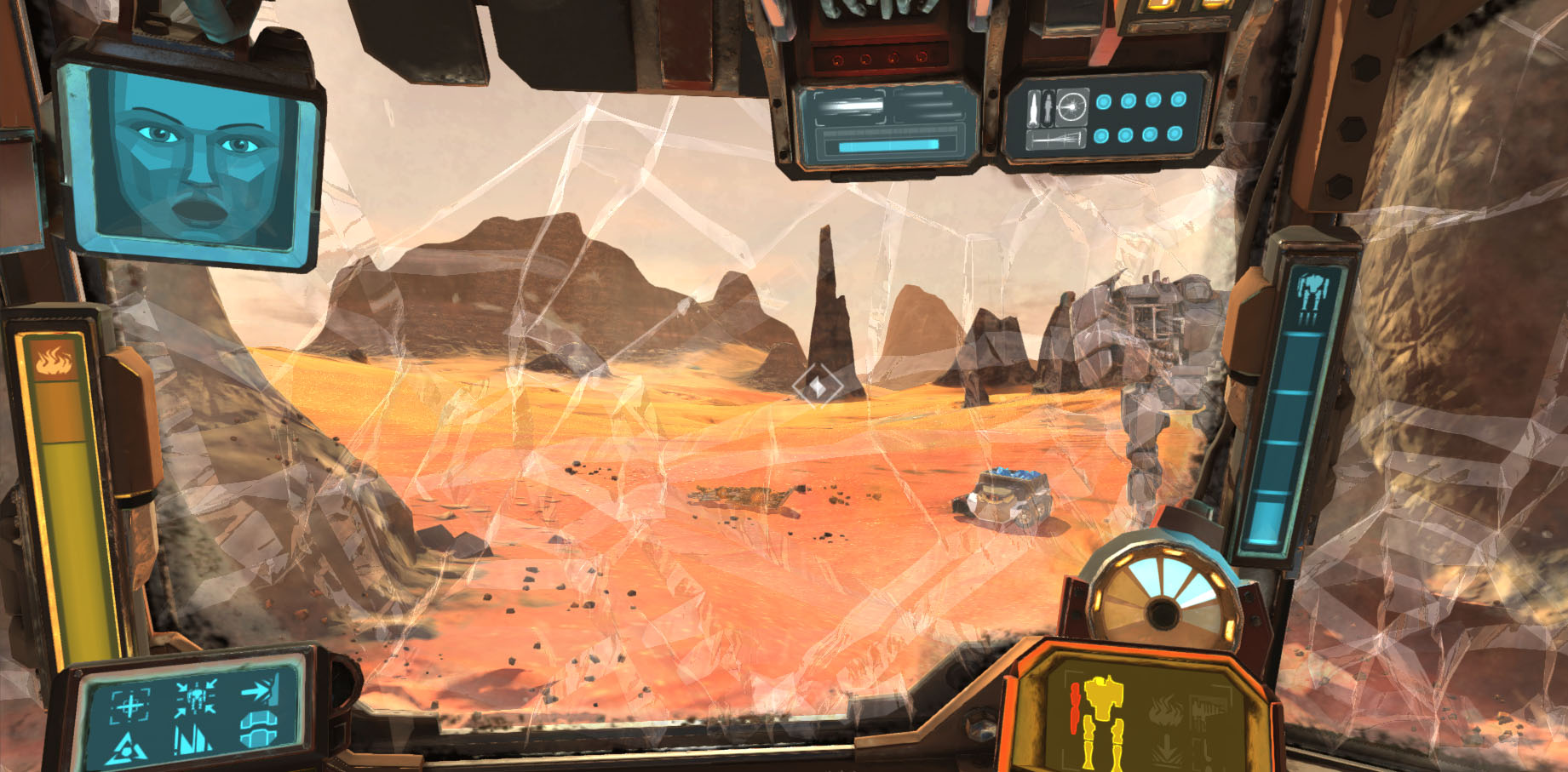 Vox Machinae' Latest Update Includes Multiplayer and Better