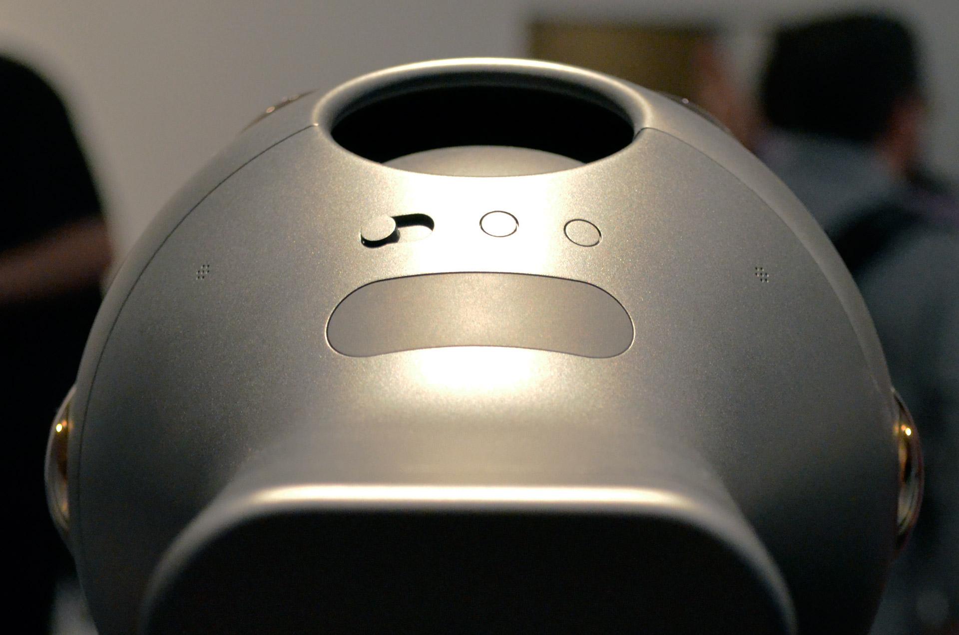 nokia ozo buttons