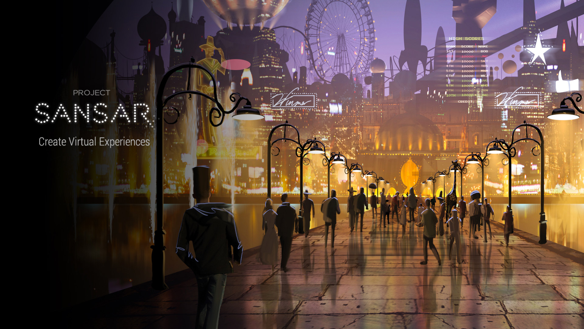 Second Life Developer Invites First Creators to Next-gen Made-for-VR Virtual World