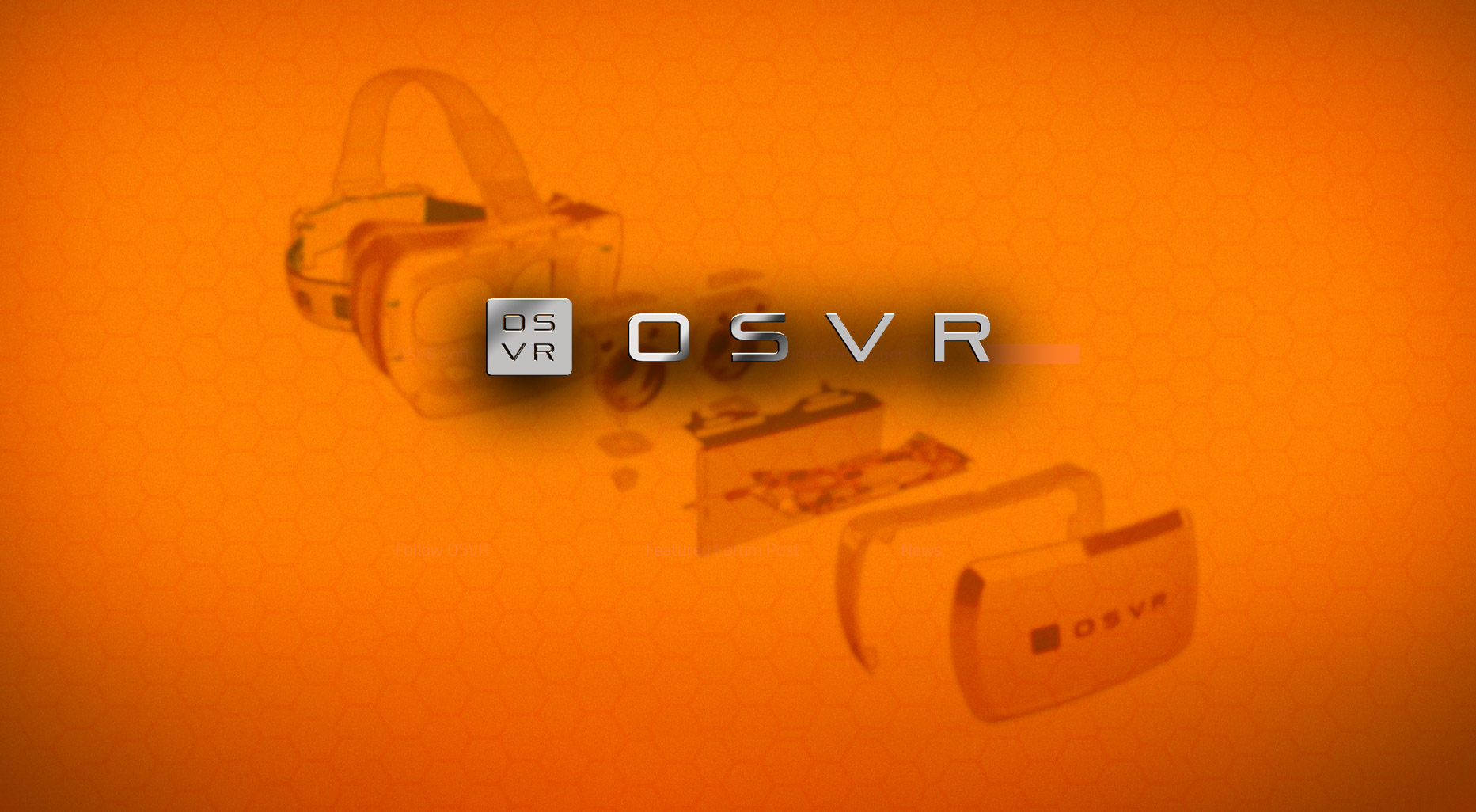 OSVR Roadmap: Creating an Ecosystem of Interoperable VR Hardware and