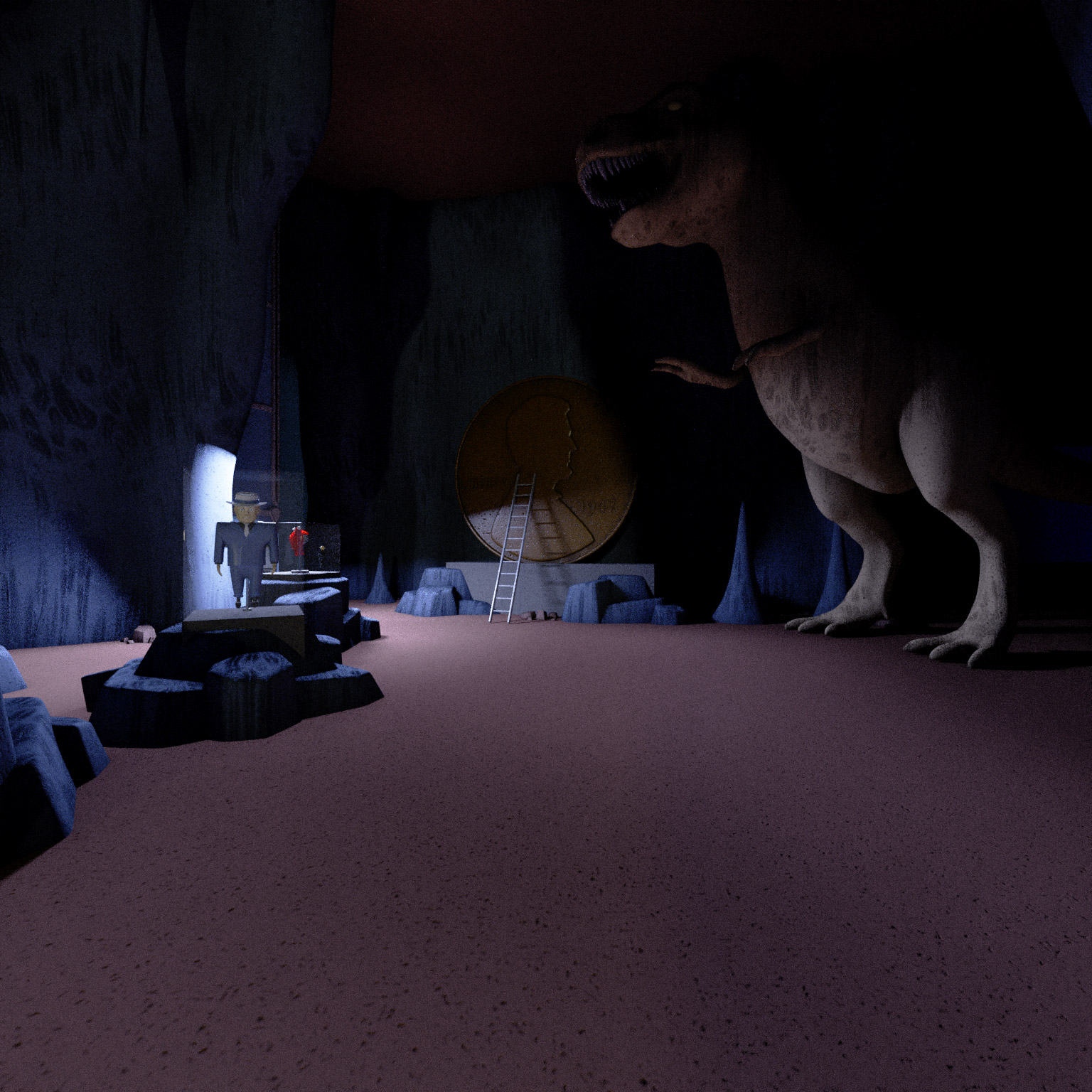 Lincoln Tech Near Me >> First Look: 'Batman' Gear VR Experience Featuring OTOY's Incredible 18k Cubemap Video Tech ...