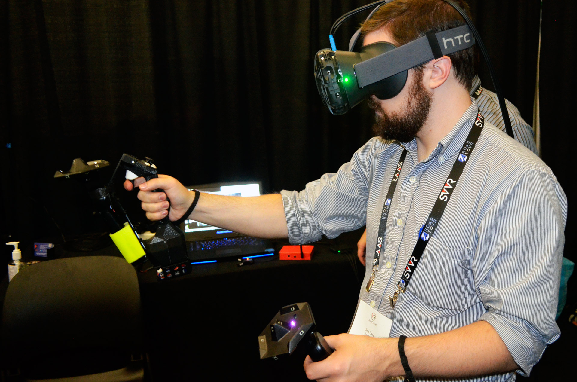 VR Controllers – Road to VR
