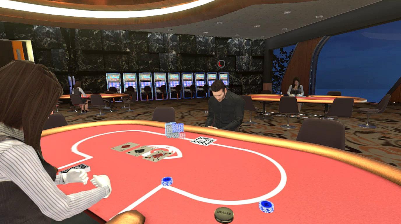 Vr Casino Games For Oculus