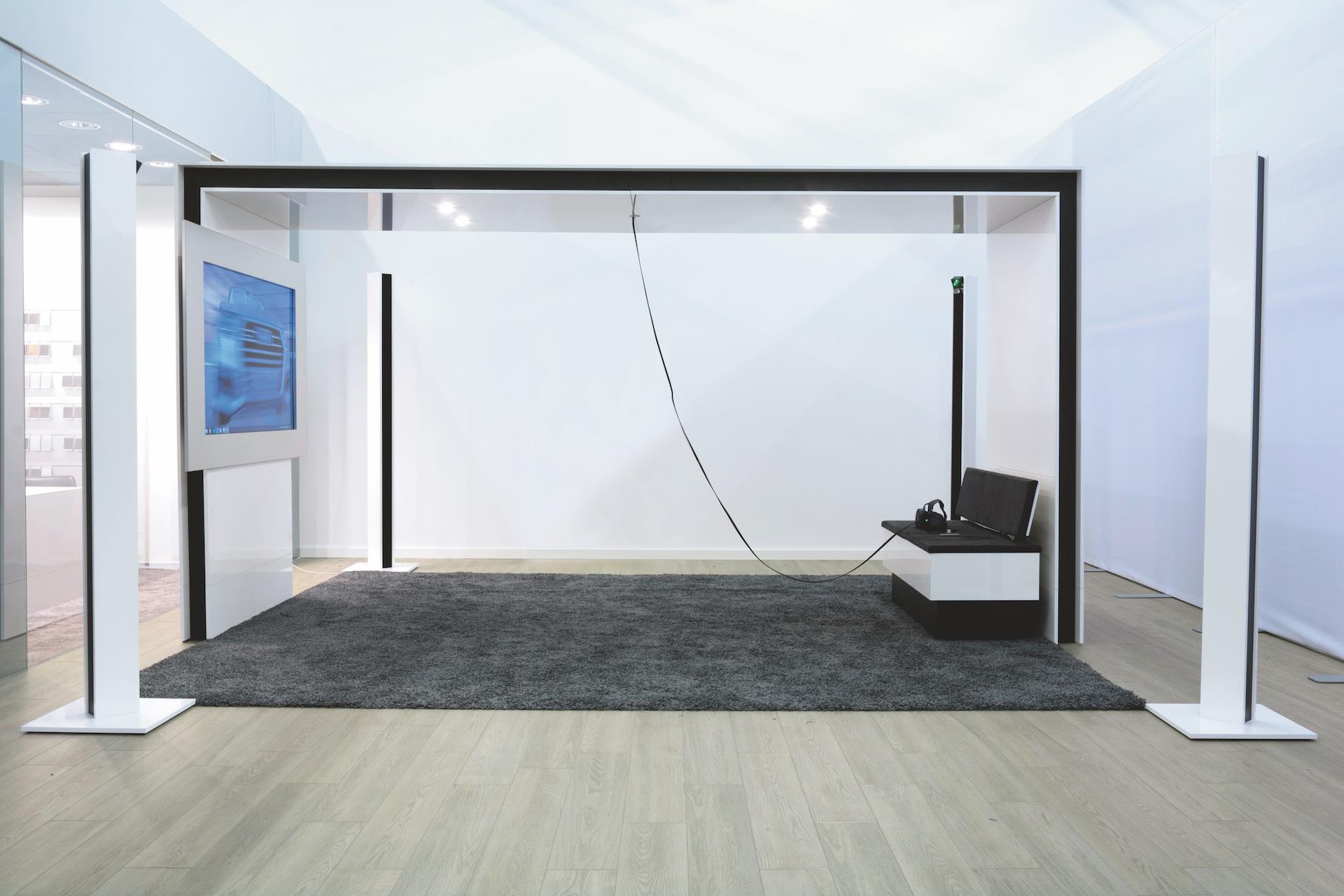 Htc Vive New Room