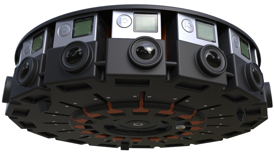 GoPro's Odyssey Camera, Google Jump and History of 360
