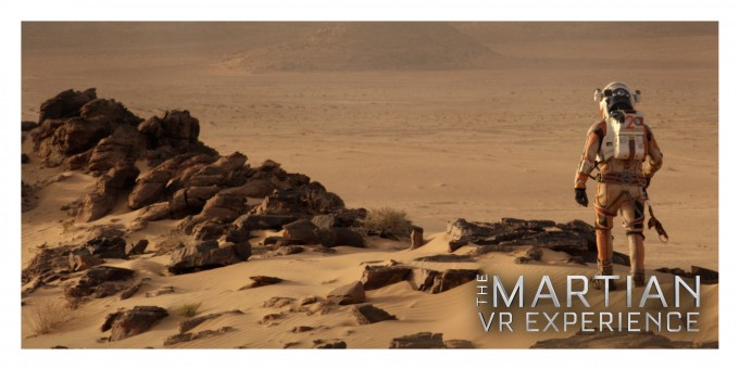The Martian VR Experience-poster