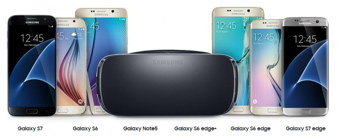 gear-vr-compatible-phones