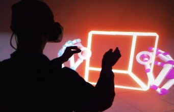leap-motion-orion-blocks-demoleap motion CEO Michael Buckwald