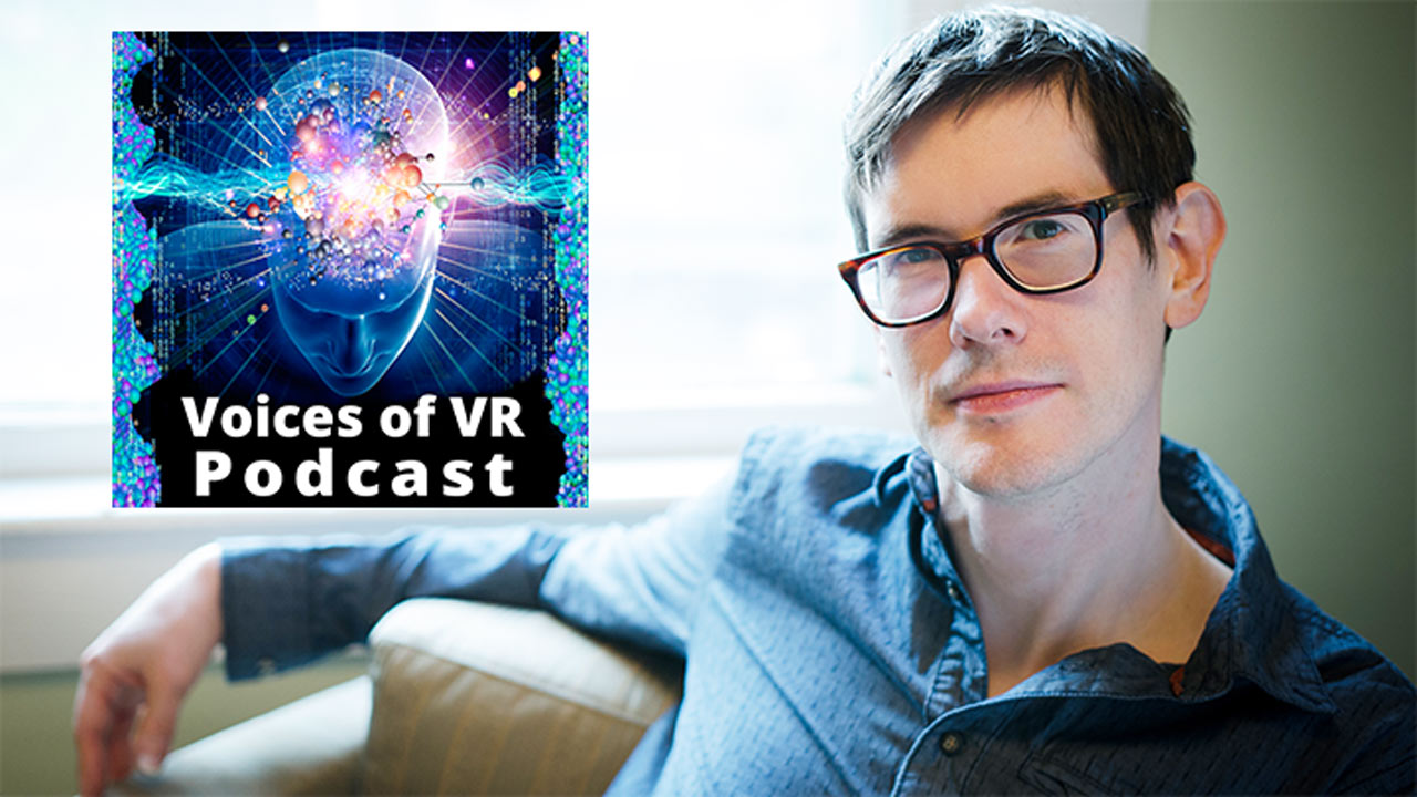 Top 10 'Voices of VR Podcast' Episodes to Get You Started on VR