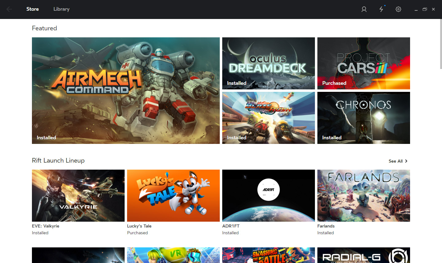 You Can Access Oculus Home with DK2, Play Free and Paid Content