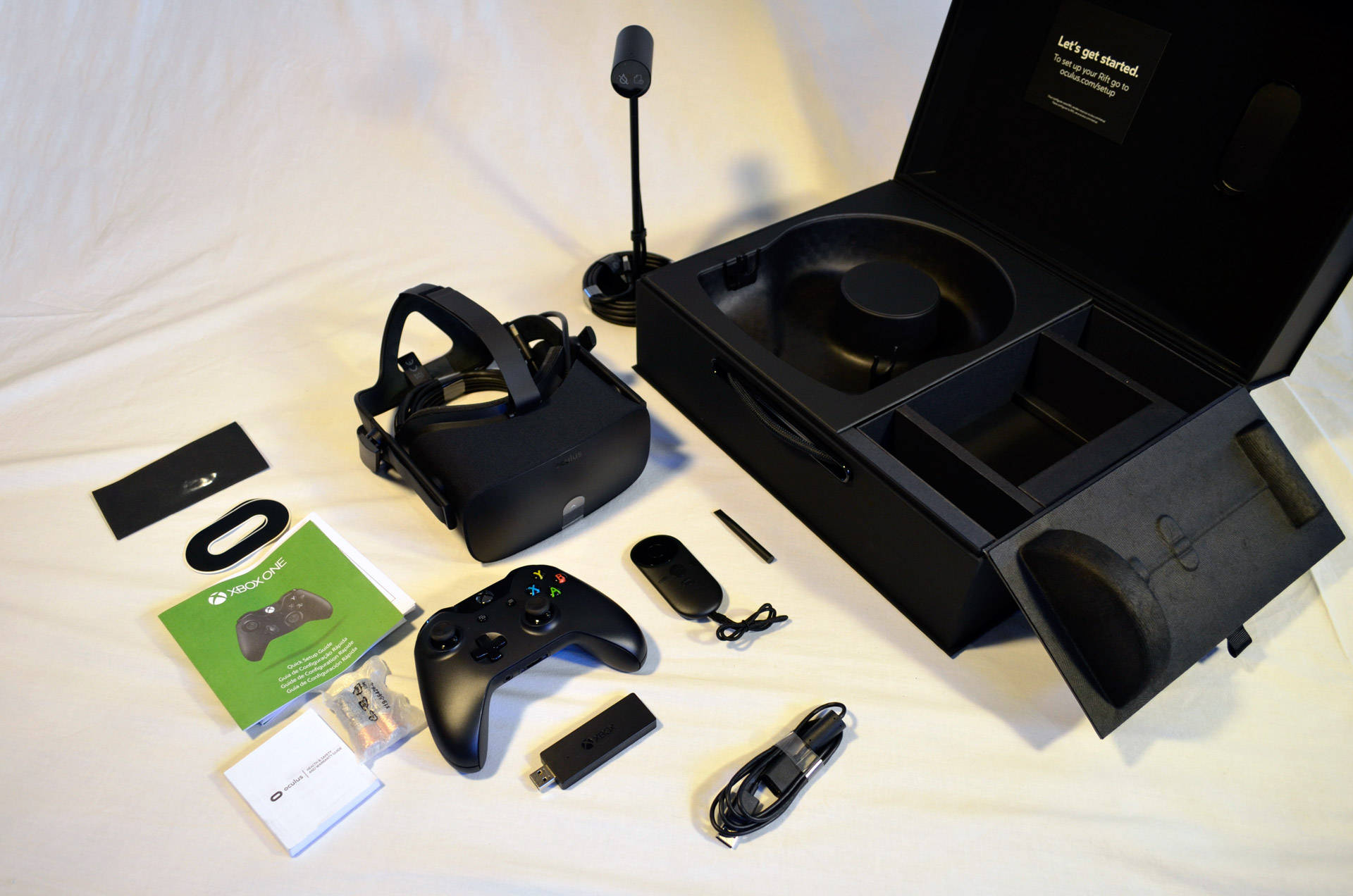 Oculus Rift Review Prologue To A New Reality Road To Vr
