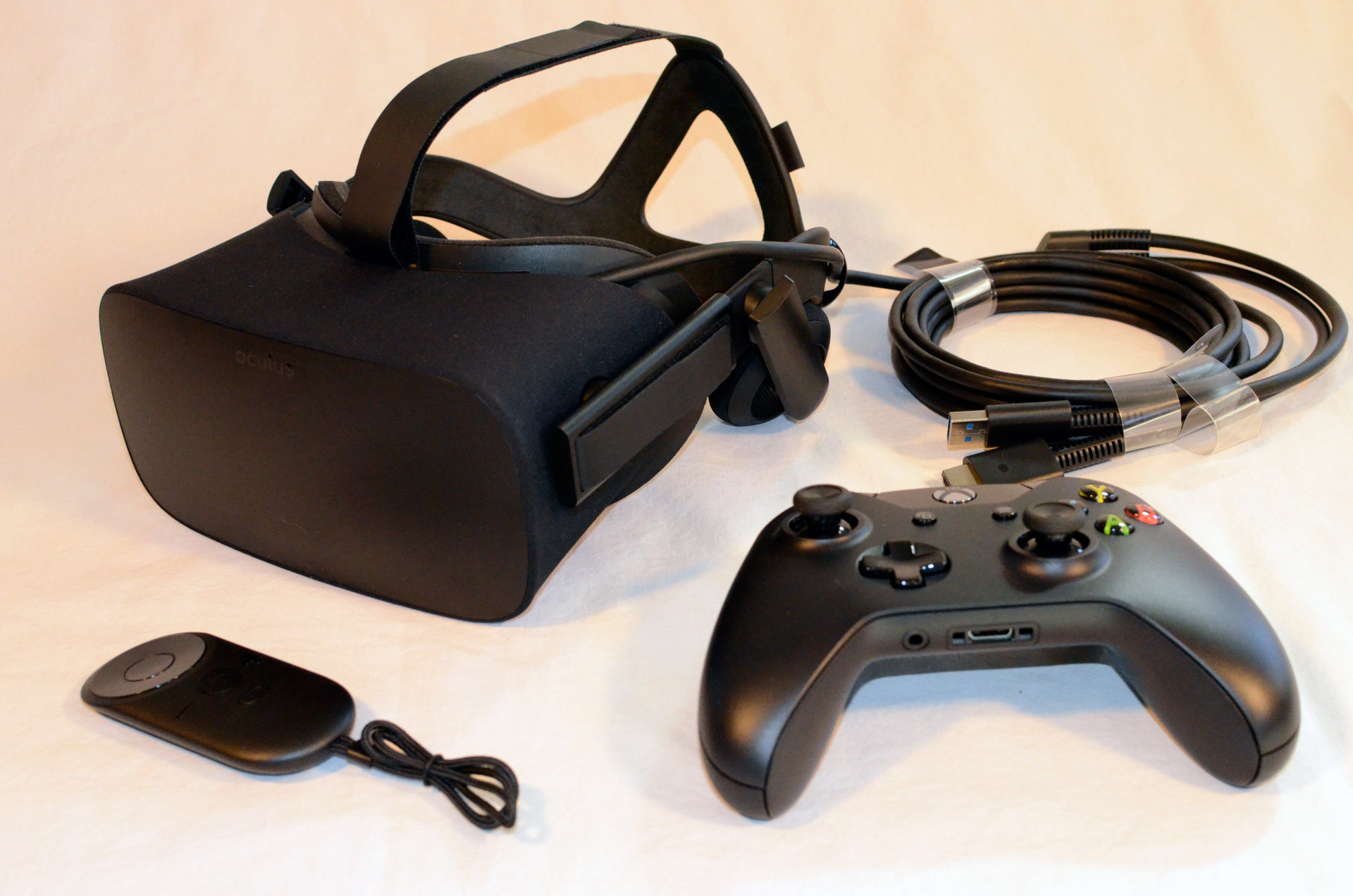Oculus Rift Review Prologue To A New Reality Page 3 Of