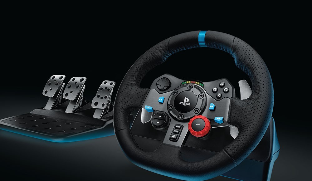 best steering wheel pedals for newcomers to vr sim. Black Bedroom Furniture Sets. Home Design Ideas