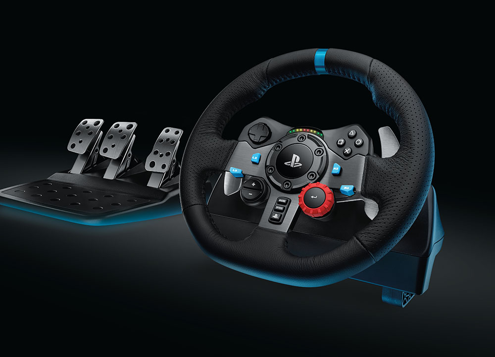 Best Steering Wheel & Pedals for Newcomers to VR Sim Racing - Road to VR