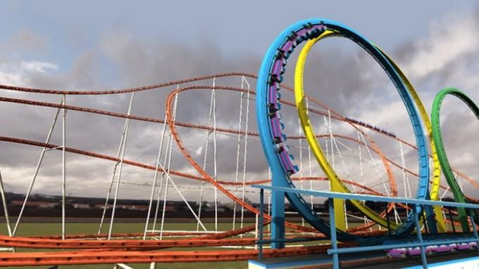 RollerCoaterUnity