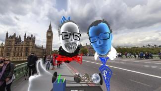 facebook social VR prototype