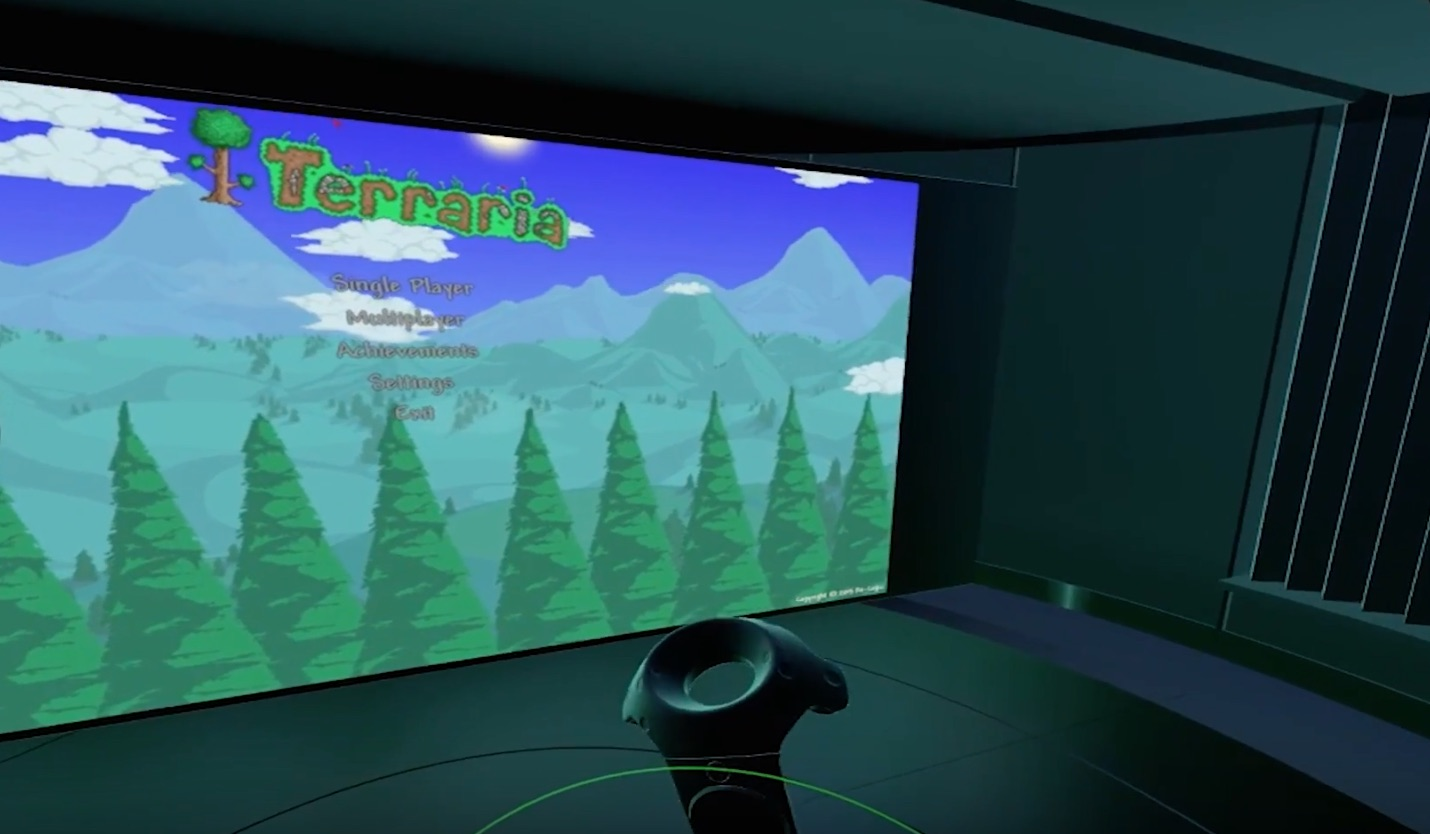 playing steam games on oculus rift
