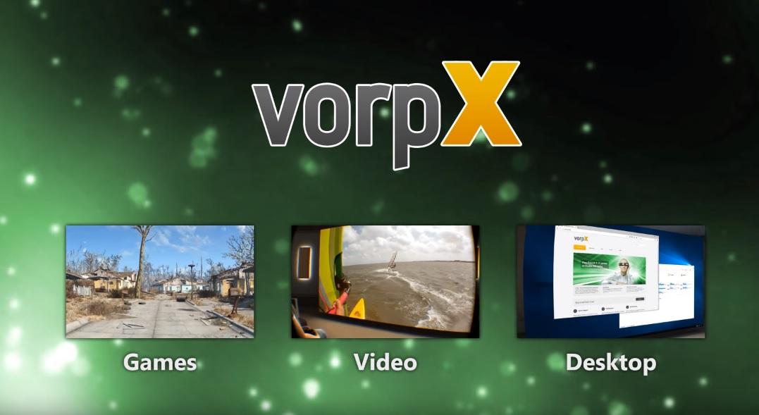 VorpX pro 2021 Crack