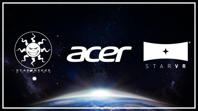 acer starbreeze starvr headset