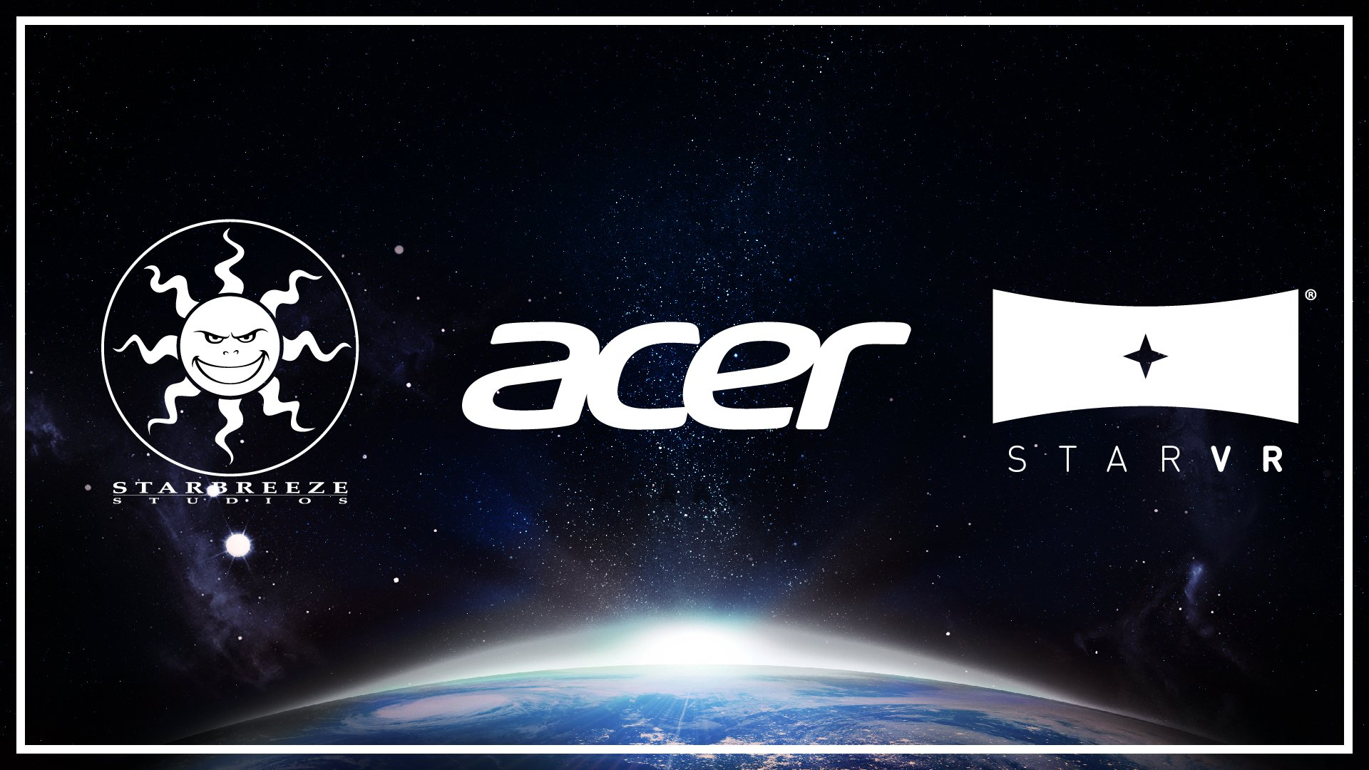 Acer Joins StarVR Headset Project With Gaming Vendor Starbreeze