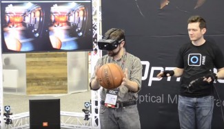 See also: OptiTrack's Precise 'Void' Style Tracking Lets You Play Real Basketball in VR