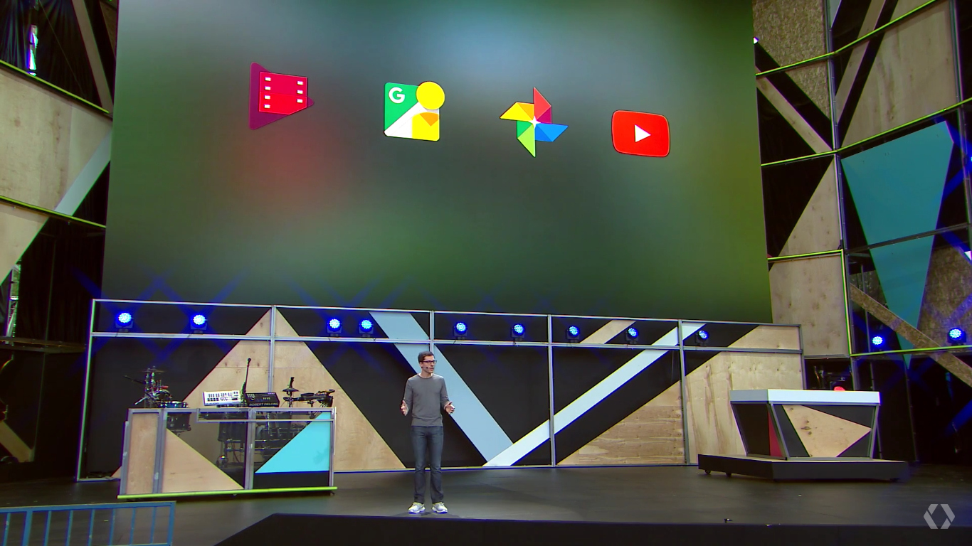 Google Play Movies, Street View, YouTube, and More Coming to