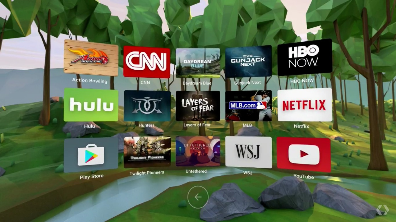 Only Select Developers Can Publish Google Daydream Apps