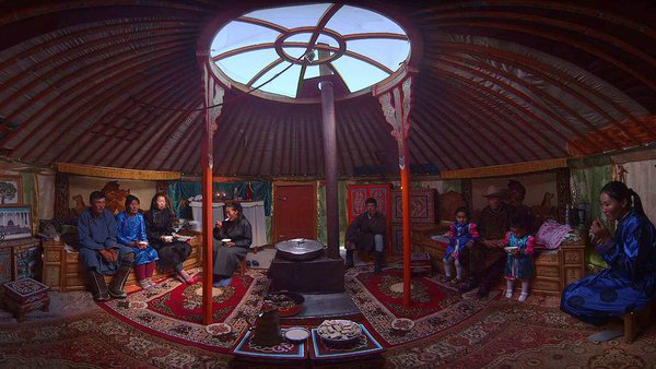 'Nomads' 360 Documentary Series